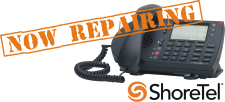 Now Repairing ShoreTel